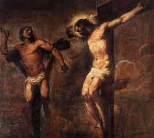 Christ and the Good Theif