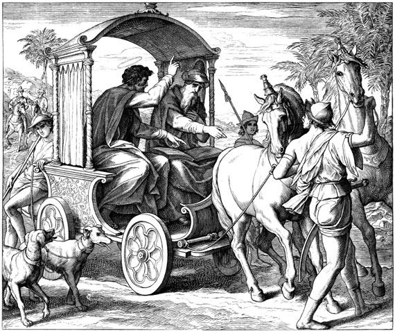 St. Philip and the Eunuch