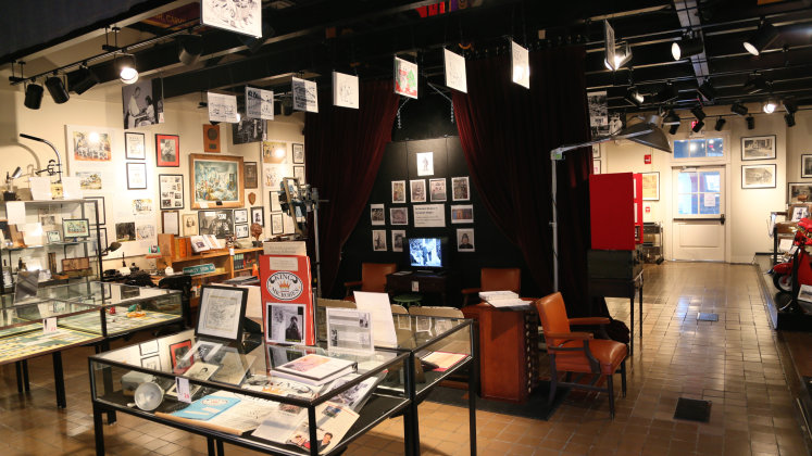 Carville Museum