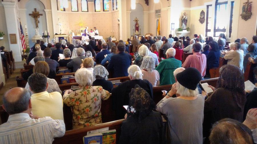 Extraordinary Form Mass at St. Jane