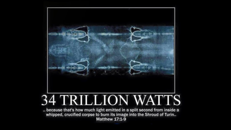 On the Shroud of Turin